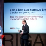 TEDxRiga 2012: Aris Lcis and Andrejs rglis