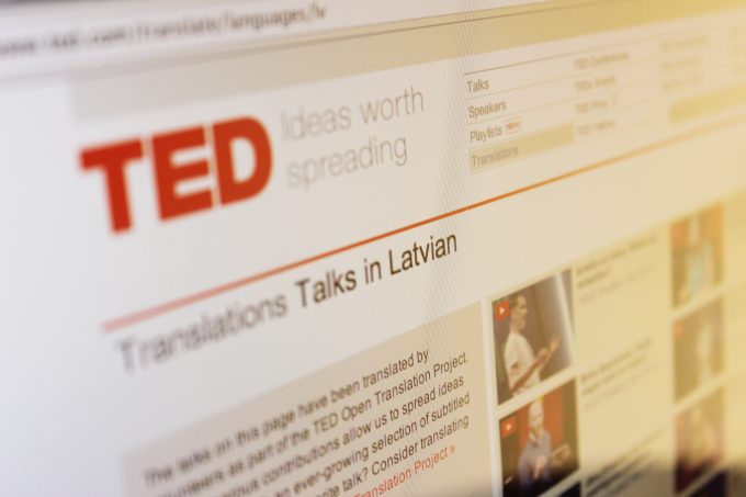 TED Open Translation Project